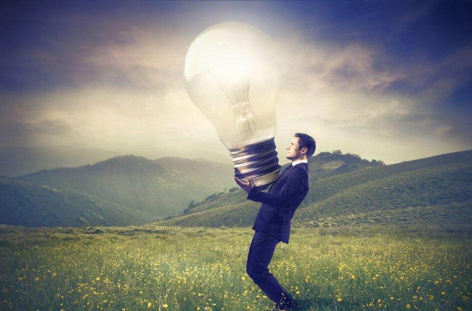 Tiksliai nuspėti, kur link vystysis technologijos – sunki užduotis.