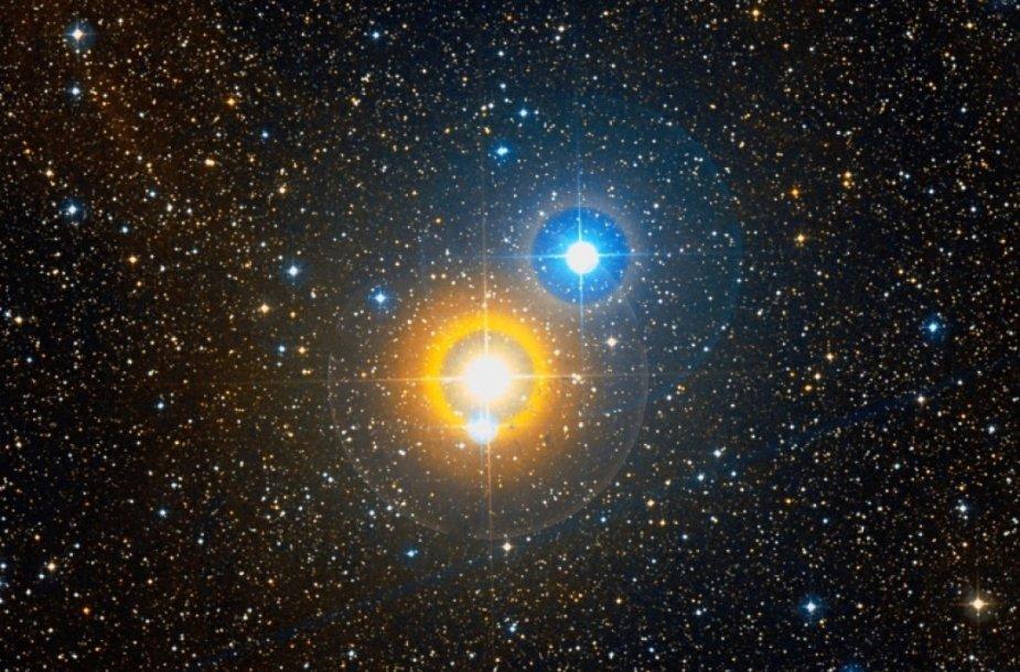 Dvinarė žvaigždė
