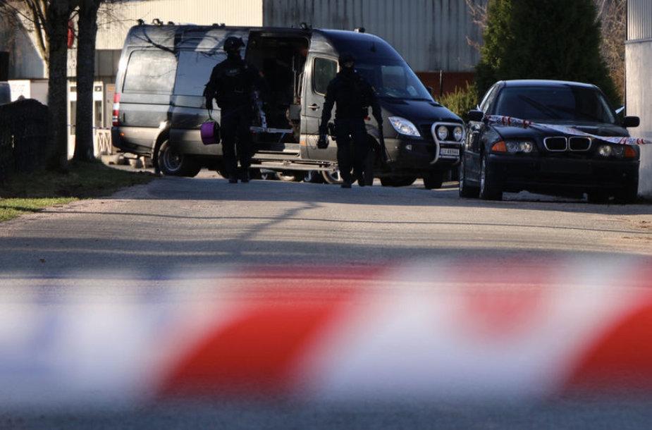 Įtartinas objektas buvo aptiktas Pošgriūno mieste Norvegijos rytinėje pakrantėje