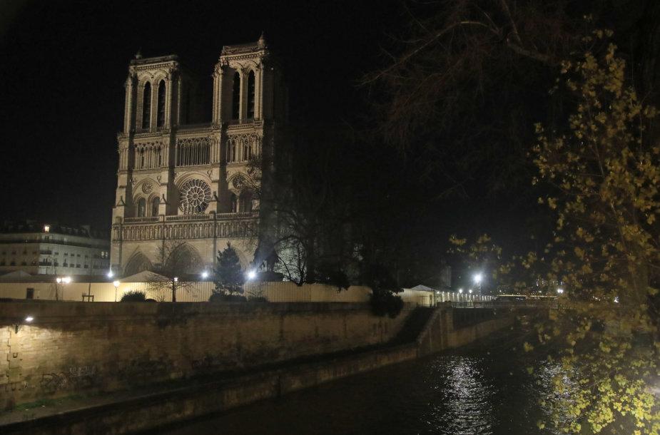 Paryžiaus katedra