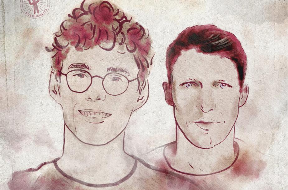 """Jamesas Bluntas kartu su Lost Frequencies įrašė singlą """"Melody"""""""