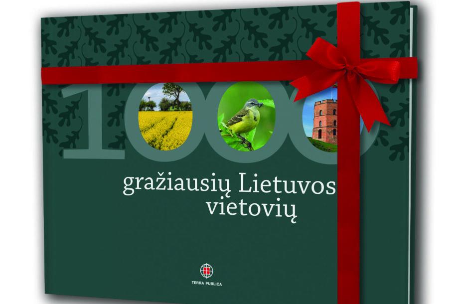 """Šimtmečio proga fotografai pristatys albumą """"1000 gražiausių Lietuvos vietovių"""""""