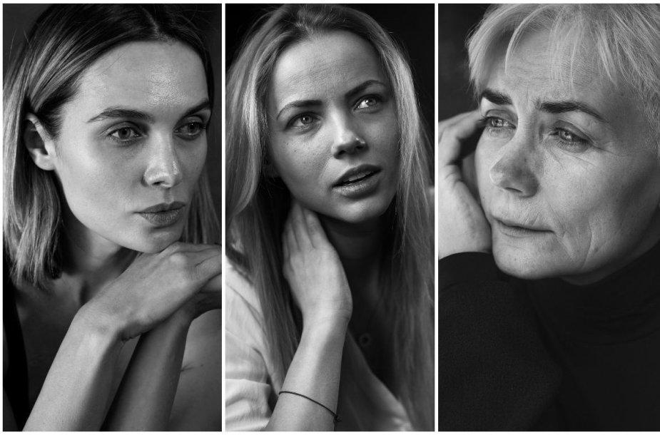 Asta Valentaitė, Goda Alijeva ir Ilona Balsytė