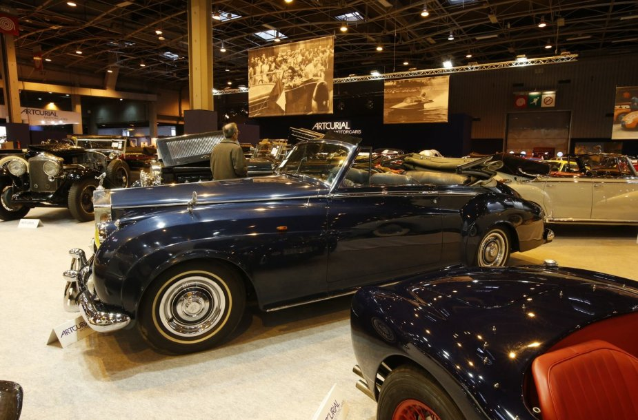 "1962-ųjų ""Rolls-Royce Silver Cloud Mulliner"""