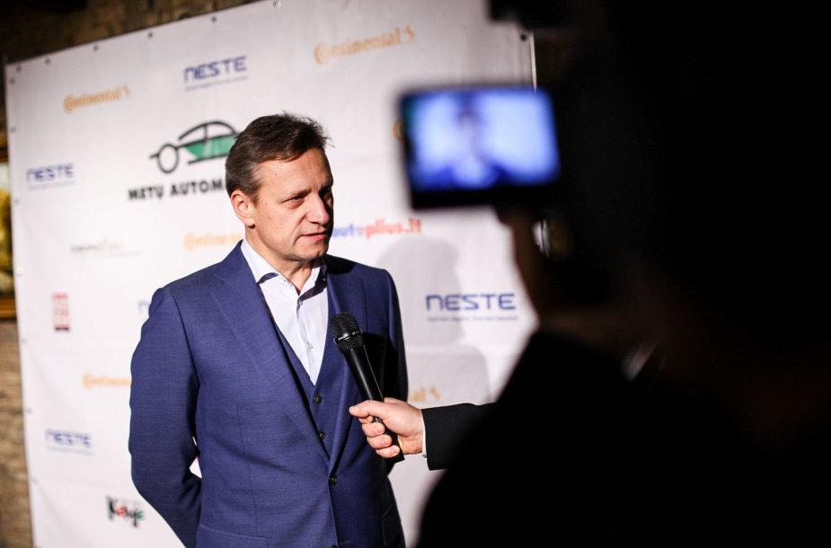 "Konkursas ""Lietuvos metų automobilis 2019"""
