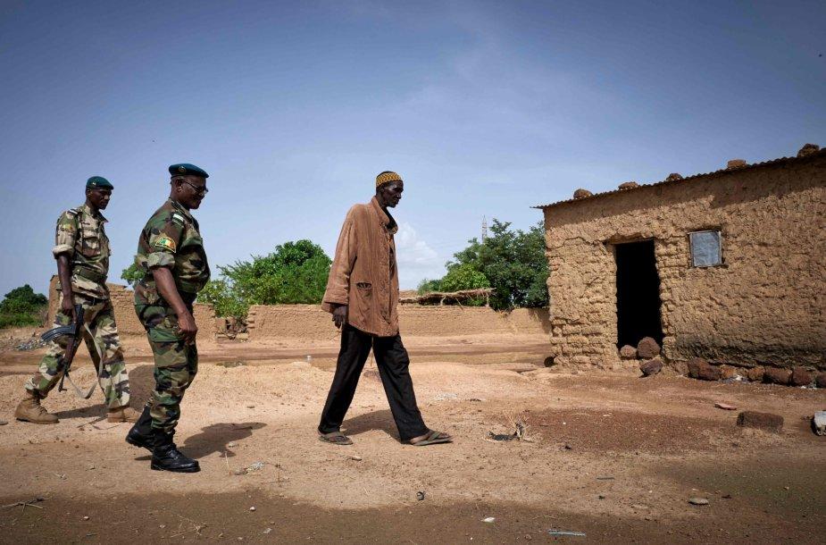 Malyje buvo vykdomi karo nusikaltimai, skelbia JT