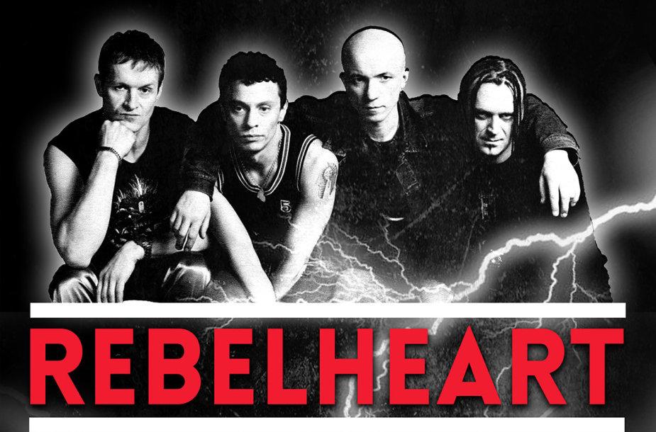 """""""Rebelheart"""""""