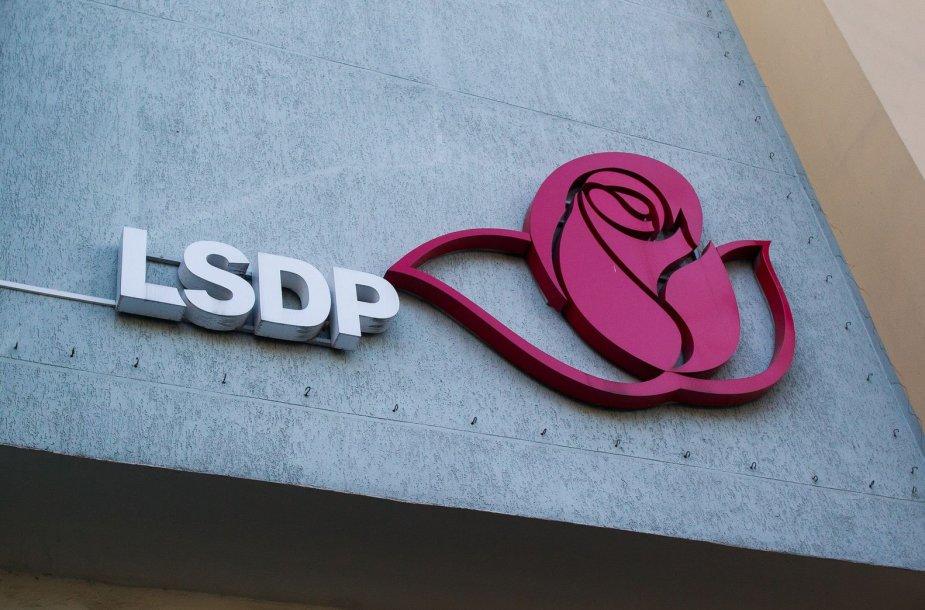 Lietuvos socialdemokratų partija, lsdp
