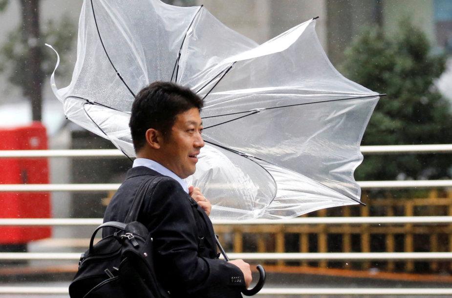 Vėjas Japonijoje