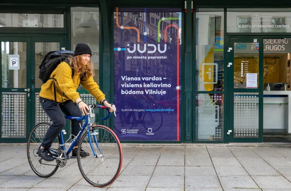 Pristatyta nauja platforma JUDU