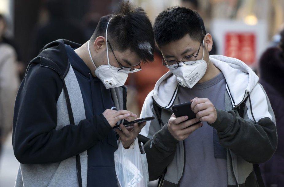 Koronaviruso akivaizdoje – klestinti mobiliųjų žaidimų rinka Kinijoje