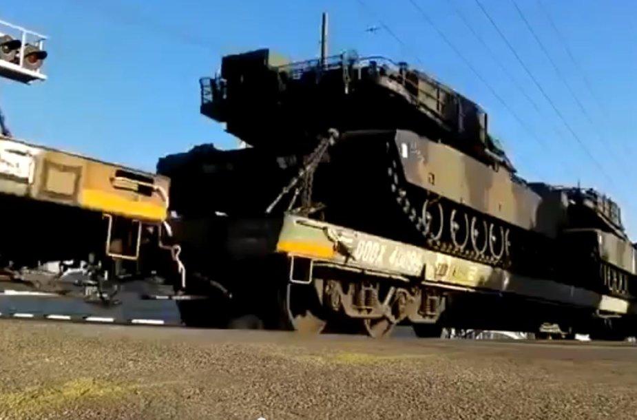JAV tankas