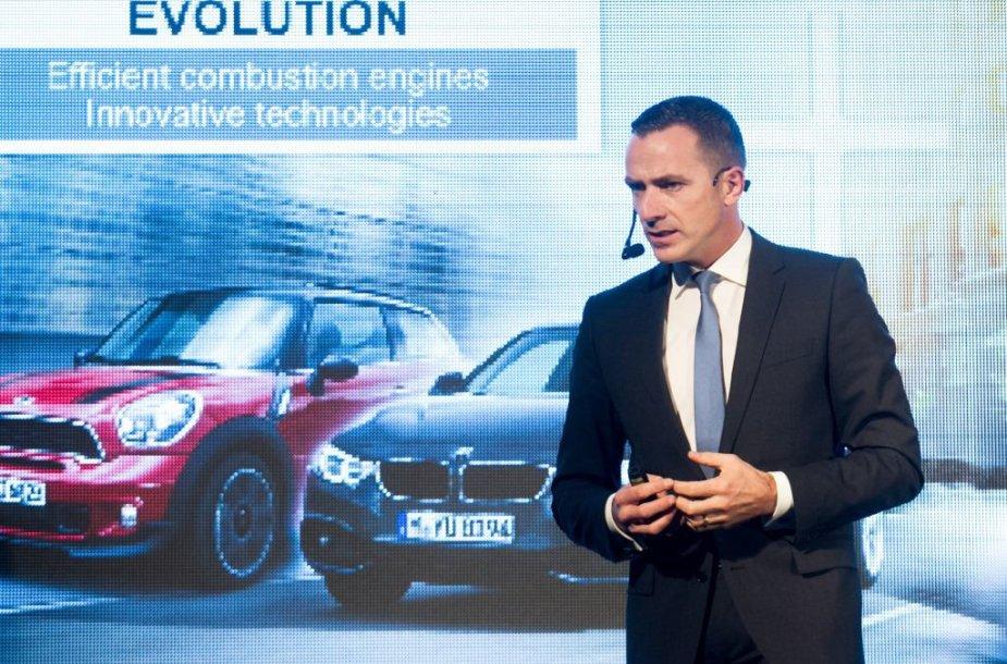 BMW i renginys Vilniuje