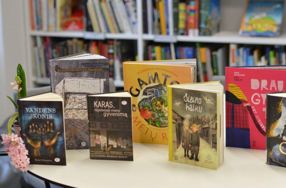 Tarptautinės vaikų ir jaunimo knygos asociacijos išskirtos 2017 metų vaikų knygos