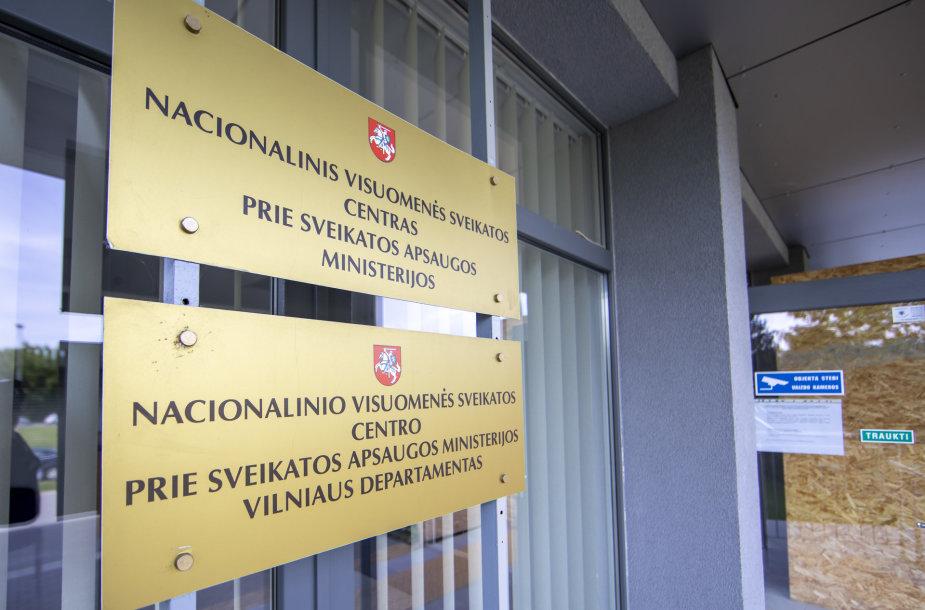 Nacionalinis visuomenės sveikatos centras
