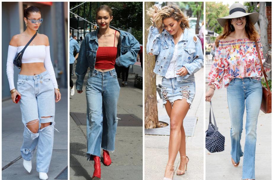 Bella Hadid, Gigi Hadid, Rita Ora, Kate Walsh