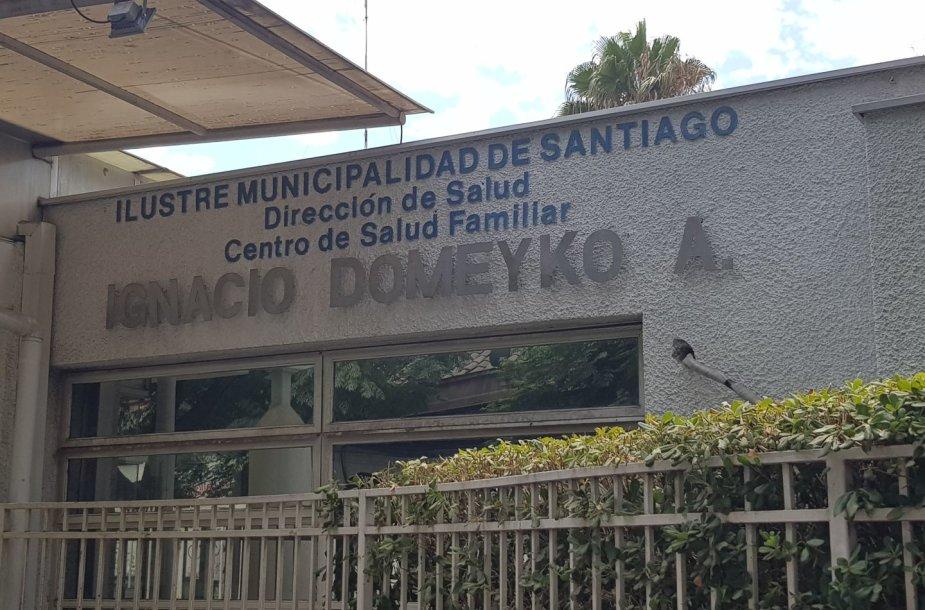 Ignoto Domeikos muziejus Santjage, Čilėje