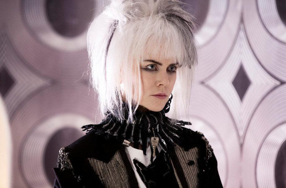 """Nicole Kidman filme """"Kaip pakabinti nežemišką paną"""""""