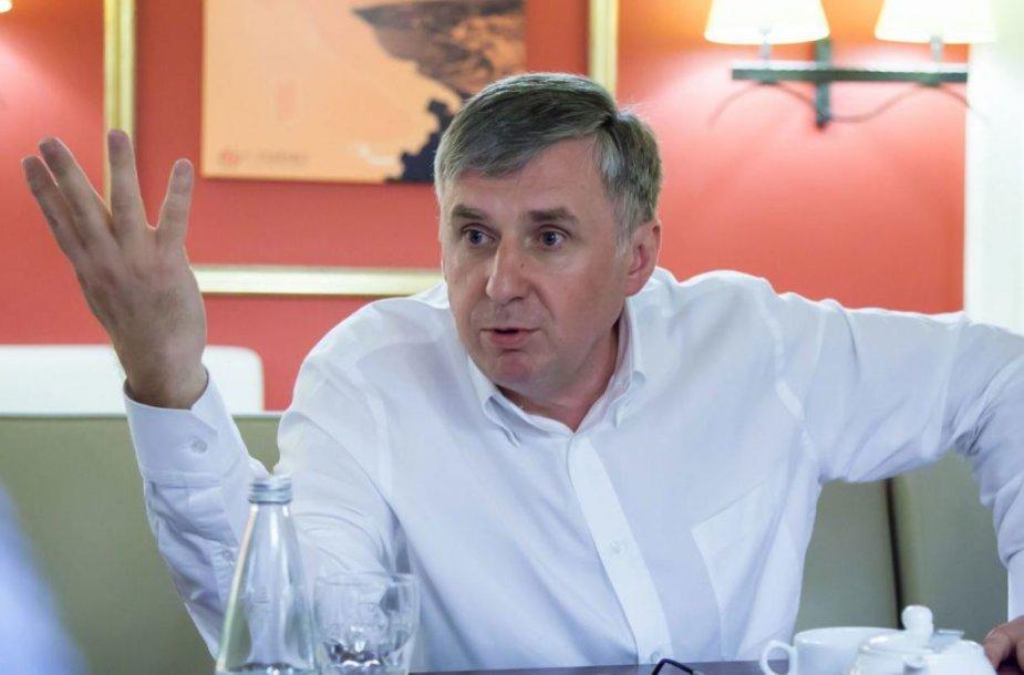 Buvęs Moldovos premjeras I.Sturza