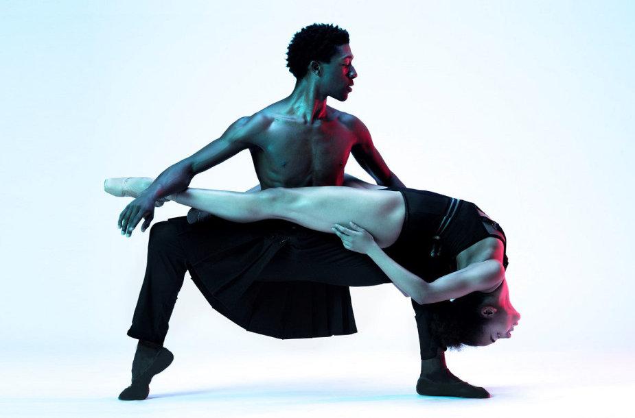 Harlemo šokio teatras