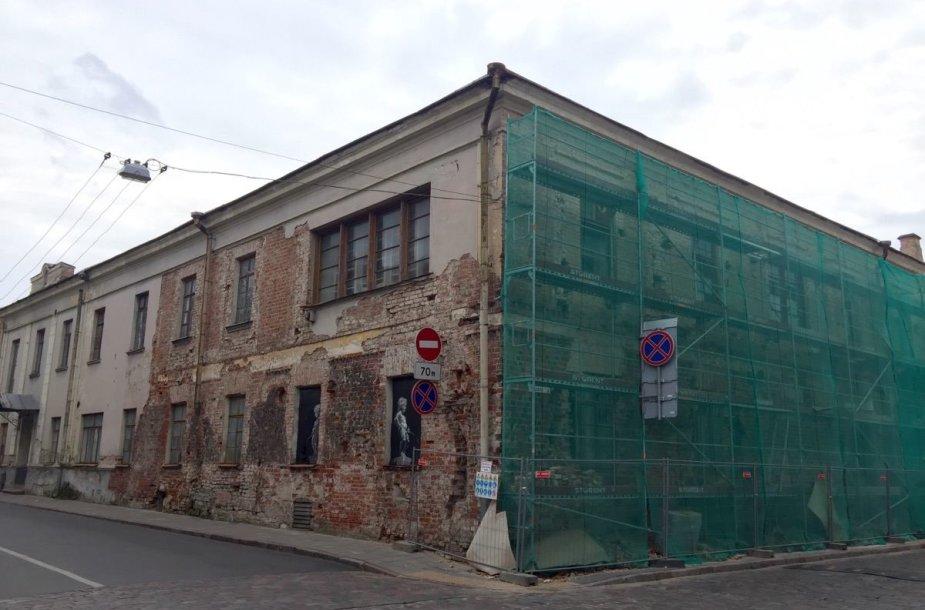 Buvusi karališkoji rezidencija Kaune