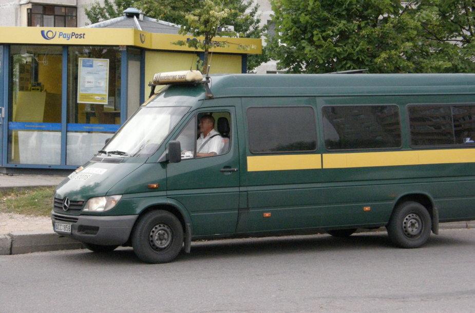 Kaune pasikeitė mikroautobusų maršrutai