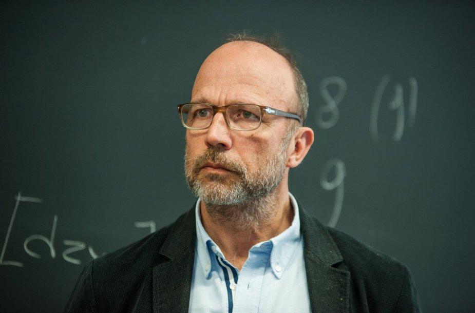 Prancūzų žurnalistas Patrickas Boitet