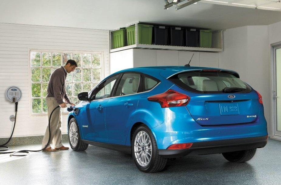 """Elektrinis """"Ford Focus EV"""""""