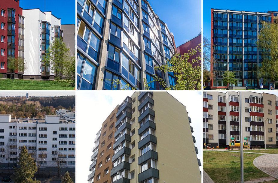 Kvartalinė renovacija Lietuvoje