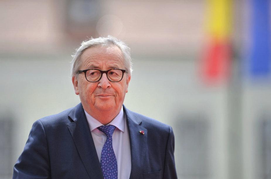 Jeanas-Claude'as Junckeris Sibiu