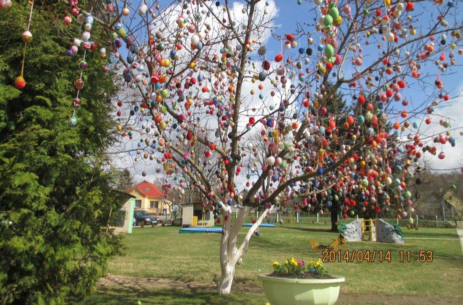 Velykų medis