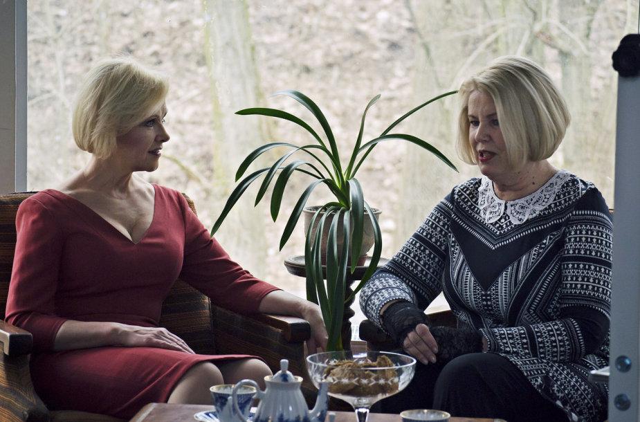 Laima Kybartienė ir Vaiva Mainelytė