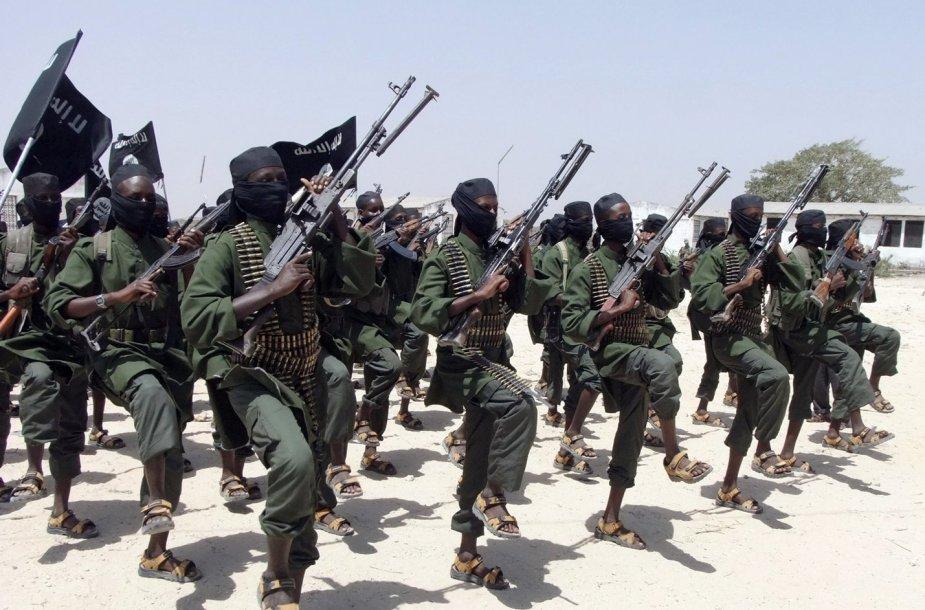 """""""al-Shabab"""" islamistai"""