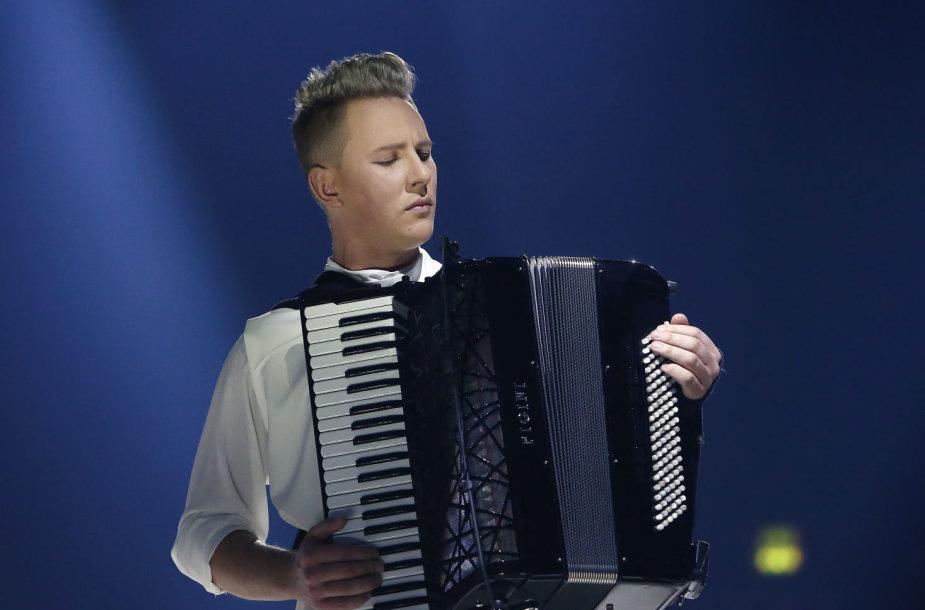 """Martyno Levickio koncertas """"365"""""""