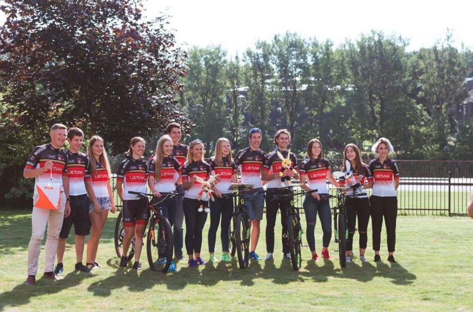 Vilniuje vyks pasaulio orientavimosi sporto kalnų dviračiais čempionatas.