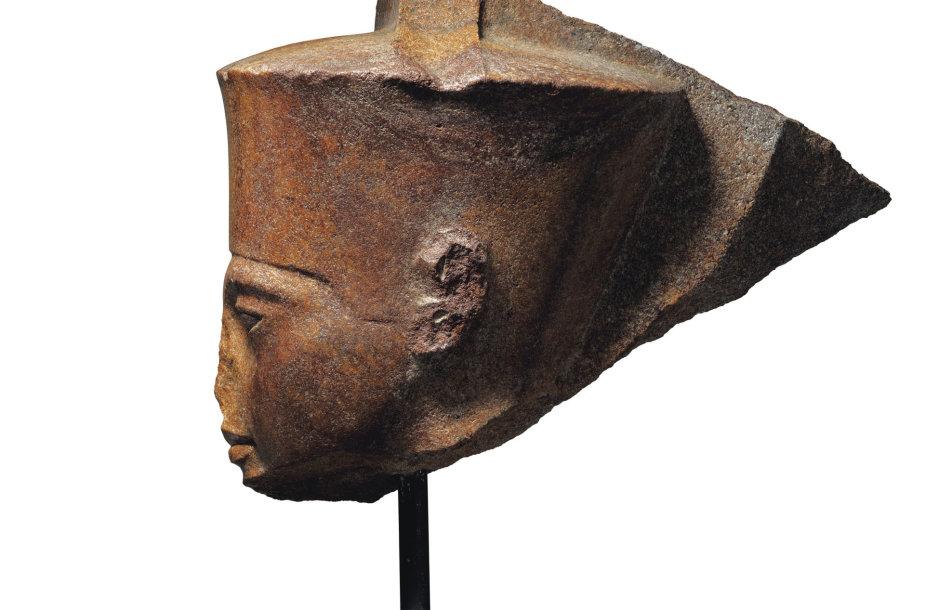 Tutanchamono biustas