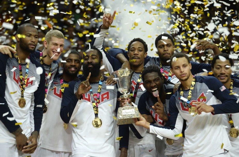JAV rinktinės apdovanojimas