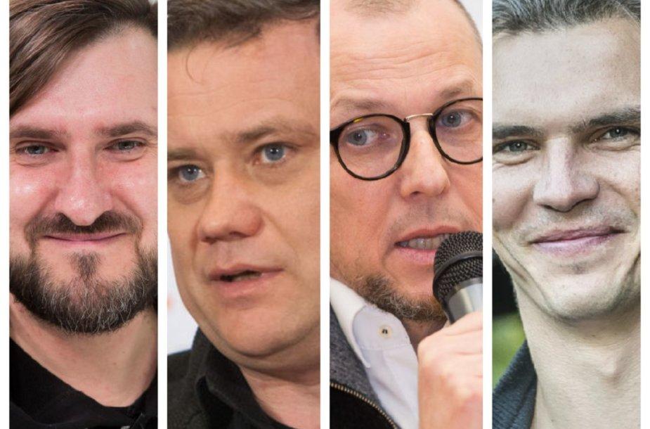 Keturi garsūs žmonės – kuris jų Mindaugas, kuris Gediminas, kuris Vytautas, o kuris Kęstutis?
