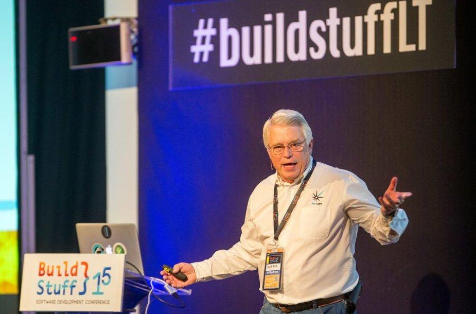 """Tarptautinė konferencija """"Build Stuff"""""""