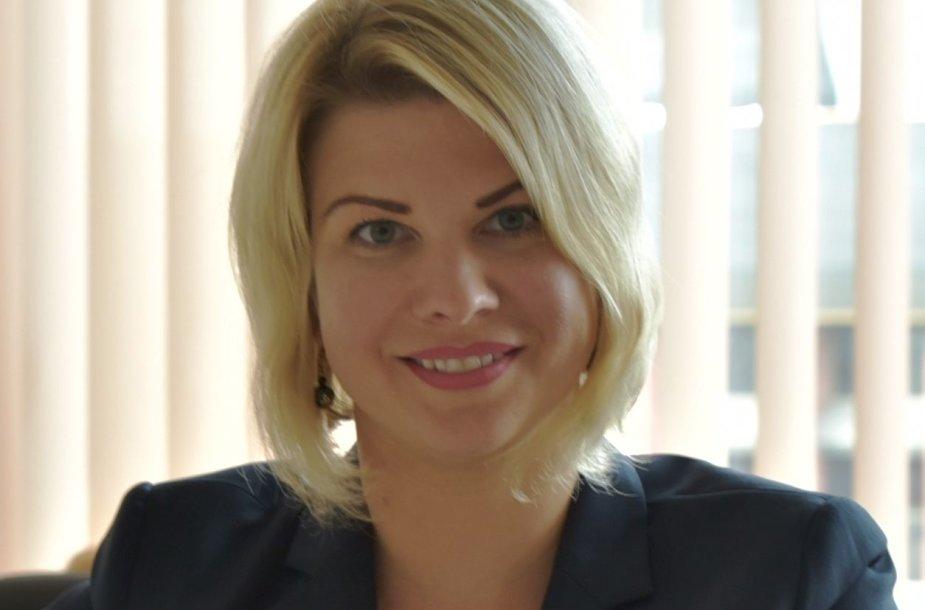 Indrė Šidlauskienė