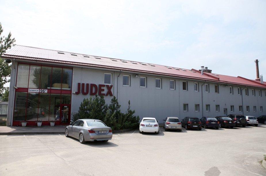 """Teisėsauga atliko procesinius veiksmus ir bendrovėje """"Judex"""", įmonės vadovų darbo vietose"""