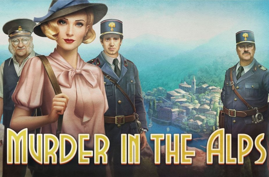 """Murder in the Alps"""