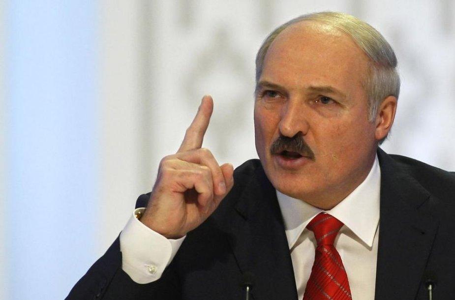 Valgevene president Aleksandr Lukašenka
