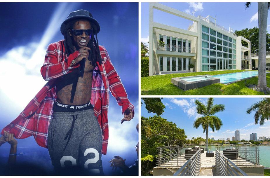 Lil Wayne'o vila