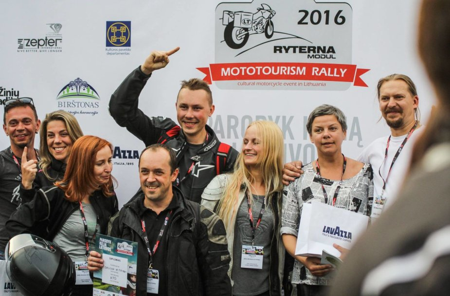 """Ryterna Modul Mototourism Rally"""