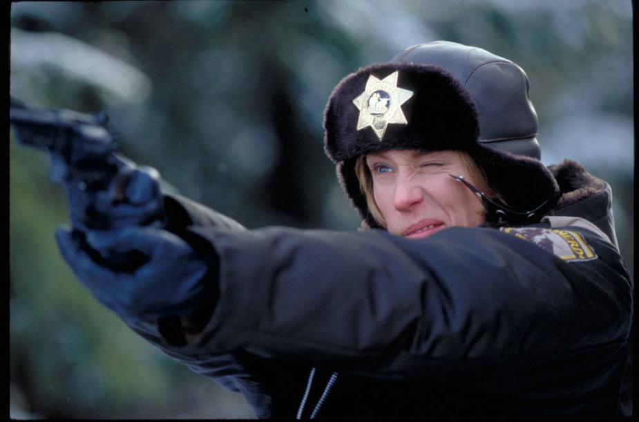 """Į sostinės kino ekranus trumpam sugrįžta brolių Coenų """"Fargo"""""""