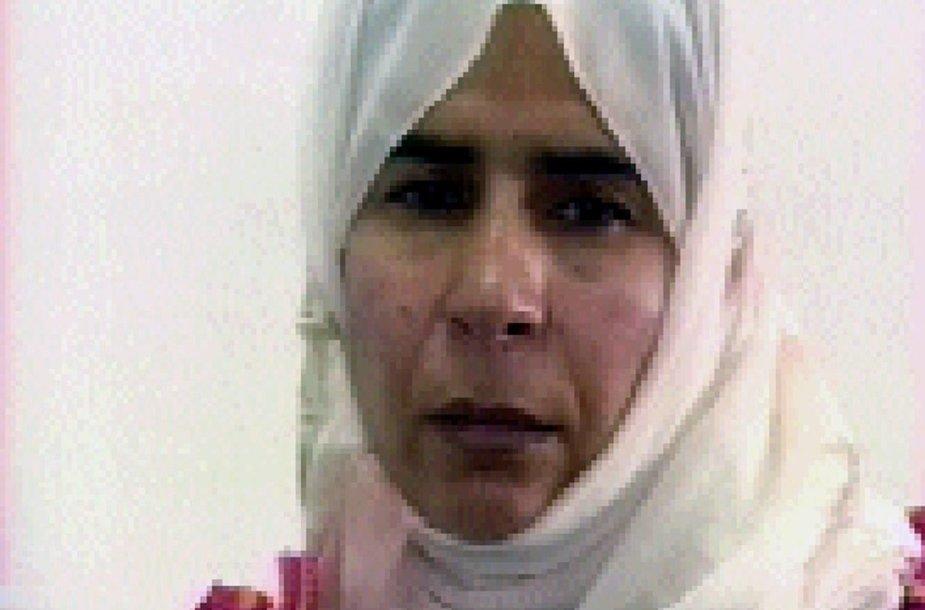 Sajida al Rishawi