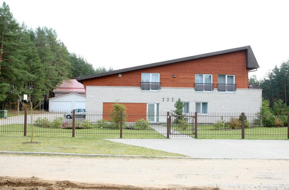 Antaviliuose veikiančiame VSD mokymo centre rasta įtarimą sukėlusių patalpų, bet nėra jokių įrodymų, kad jose kas nors buvo kalinamas.