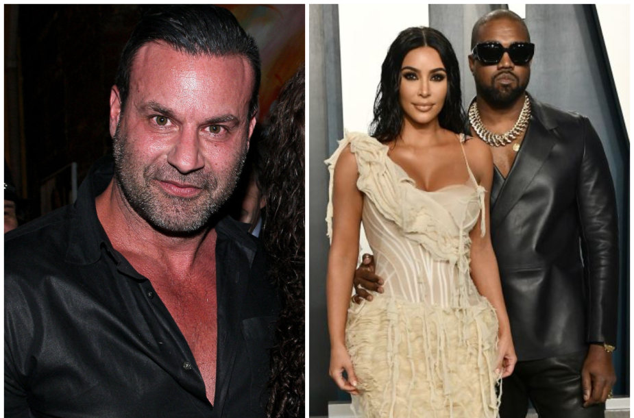 Steve'as Stanulis, Kim Kardashian, Kanye Westas