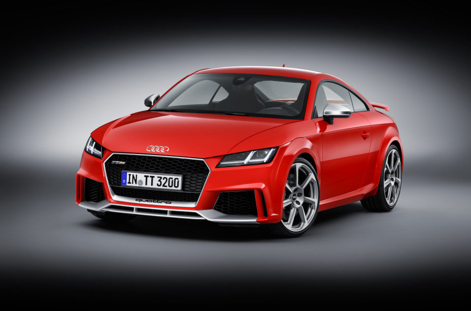 """Audi TT RS Coupe"""